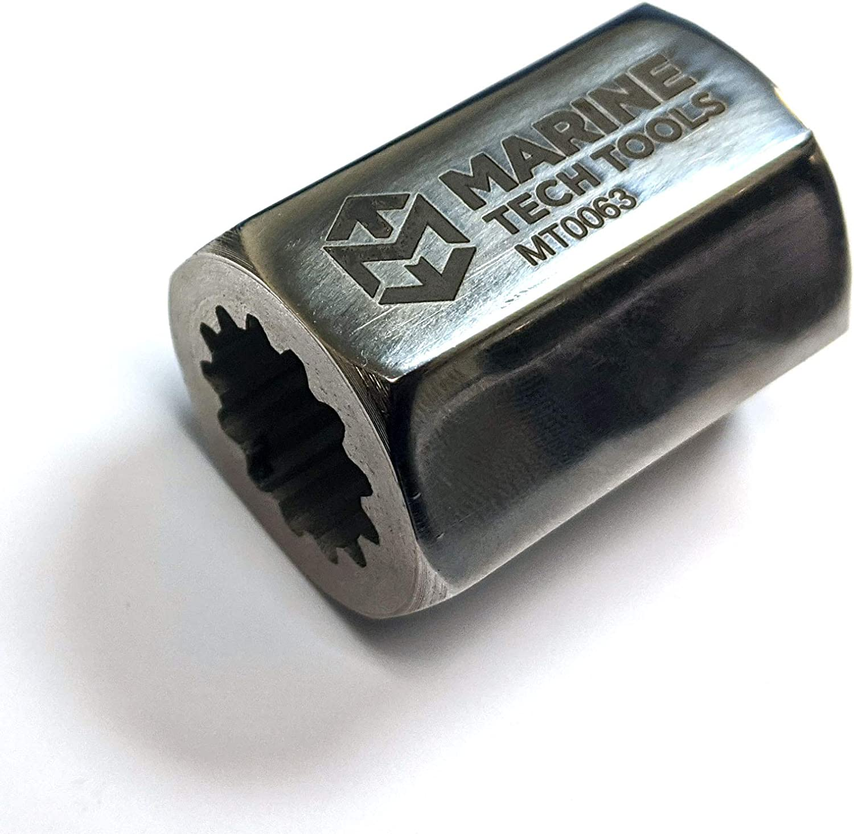 Marine Tech Tools Alpha 1 Drive Shaft Adapter 91-56775T