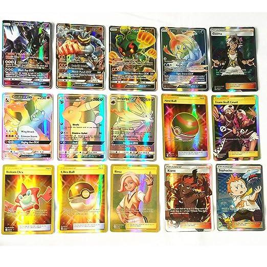 Pocket Monster Cards Sun Moon Pocket Monster Card Pokemon ...