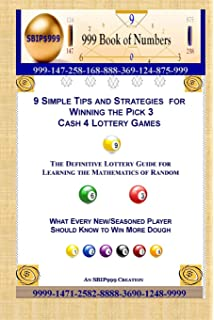 2019 Monthly Lottery Predictions for Pick 3 Cash 4 Games