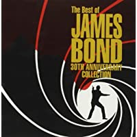 JAMES BOND - THE BEST OF - 30TH ANNIVERSARY