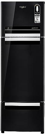 Whirlpool 240 L Frost Free Multi-Door Refrigerator(FP 263D Protton Roy, Caviar Black)
