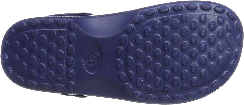 KG Womens Damenclogs-90751 Clogs 5 UK BECO Beermann GmbH /& Co Blue Marine 7