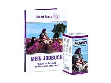 Robert Franz Jodavit 250ml Jod Konzentration 30mgl Und Buch Mein Jodbuch Von Robert Franz
