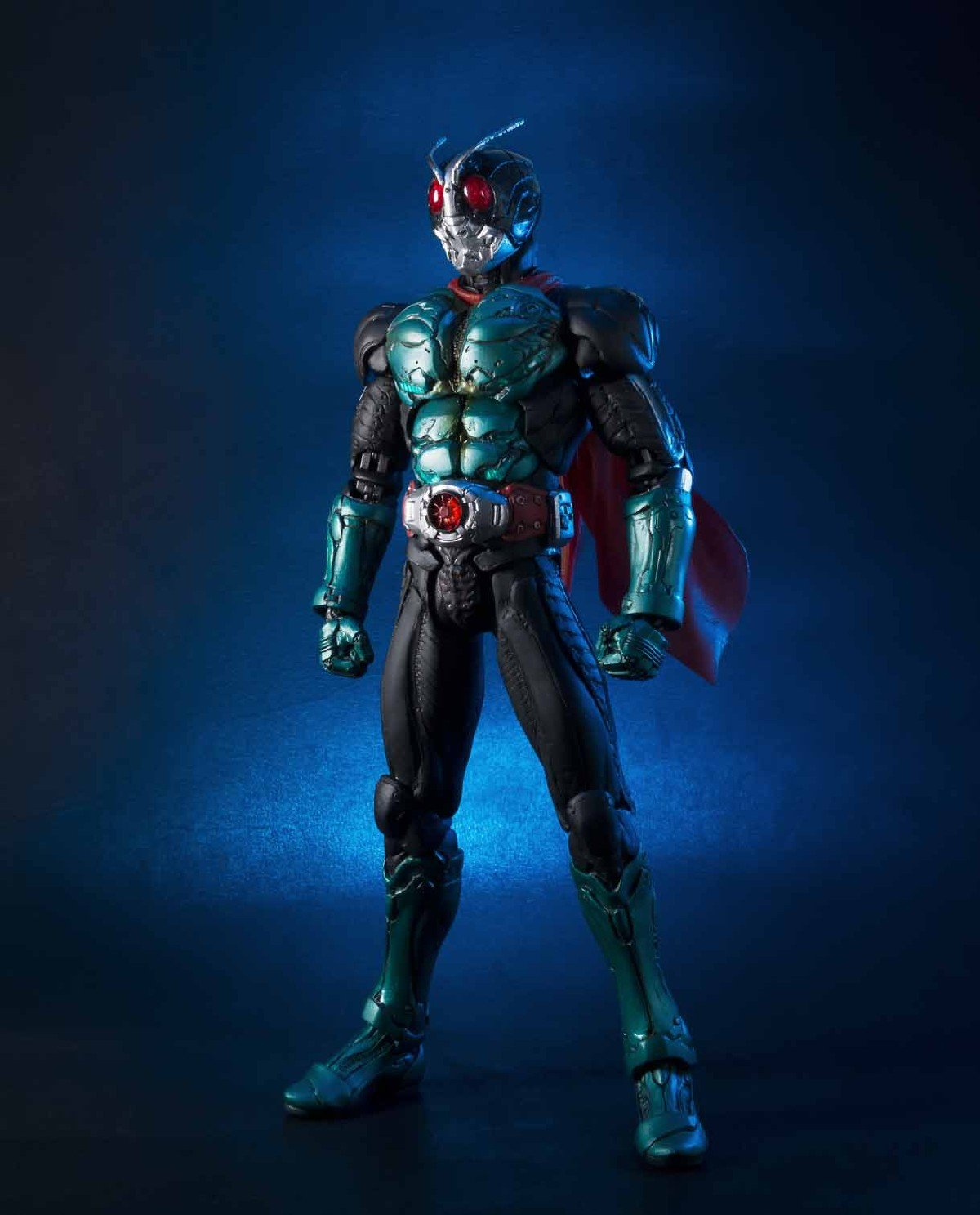 Bandai Tamashii Nations S.I.C Kamen Rider 2 Action Figure Bluefin Distribution Toys BAN84378