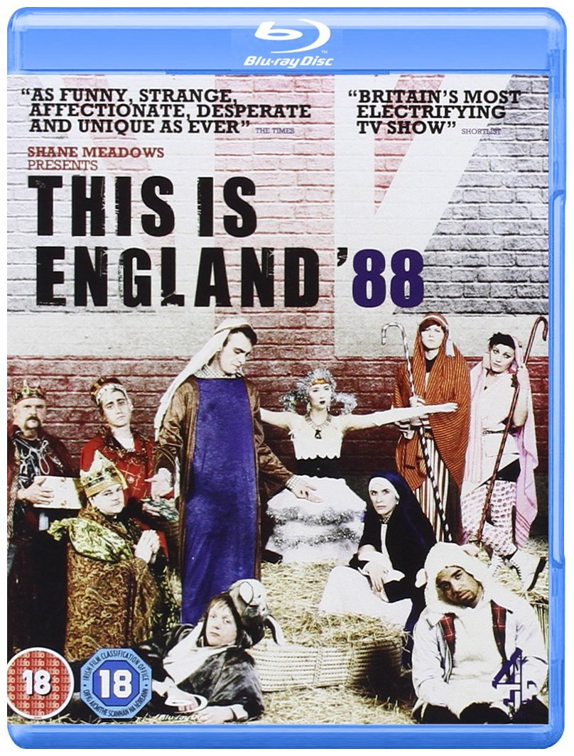 DVD : This Is England 88 (DVD)