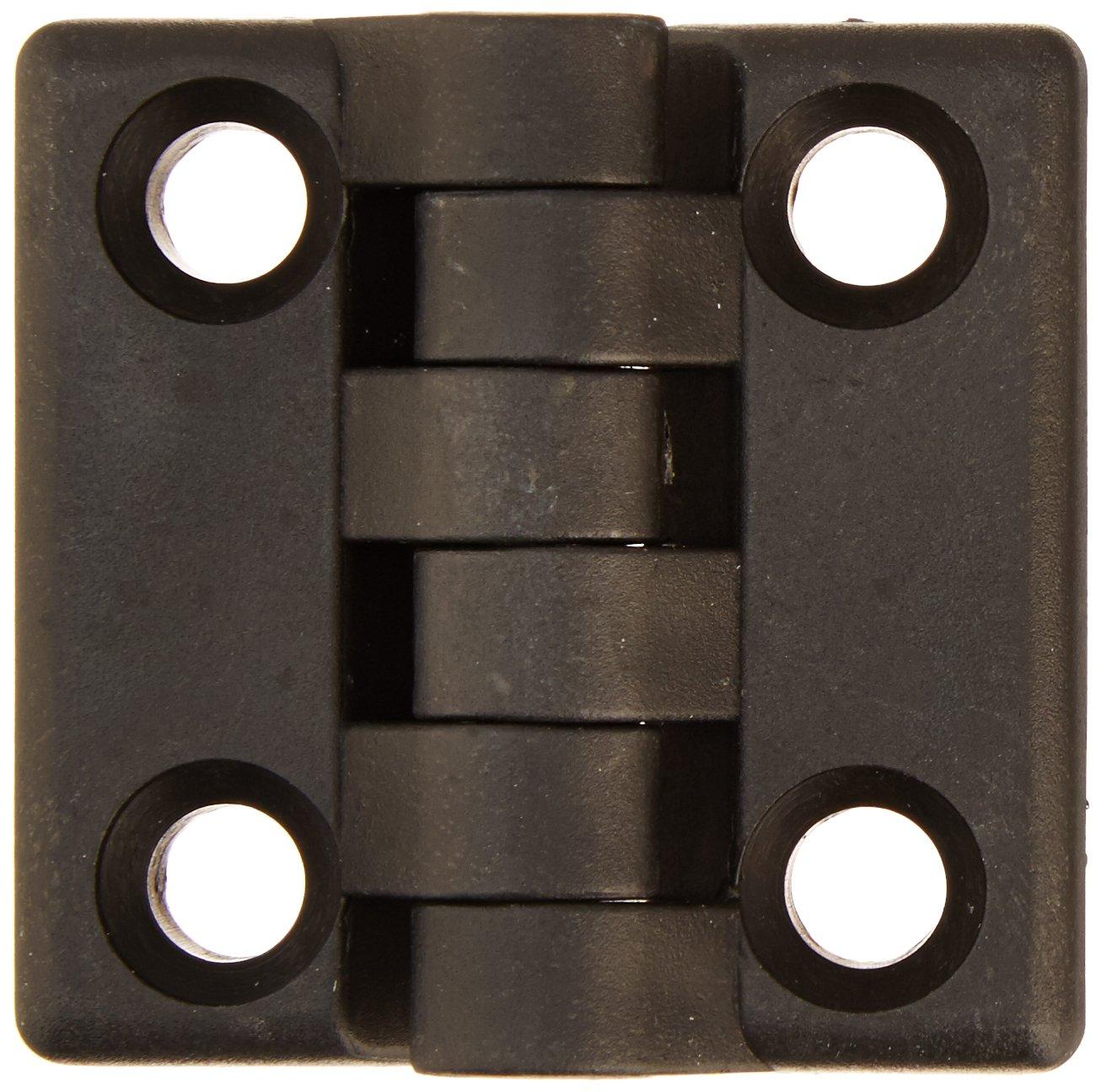 2/pcs 47/x 47/mm in plastica Raggio Cerniere per Porta