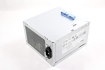 Genuine Dell W299G 875W PSU Power Supply Precision T5500 Workstation Tower  Systems Compatible Part Numbers: W299G, J556T, U595G Dell Model Numbers: