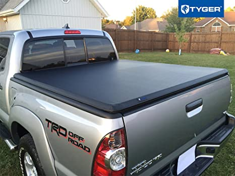 b636d280a0f Undercover Flex Folding Truck Bed Cover For Toyota 2007 2018