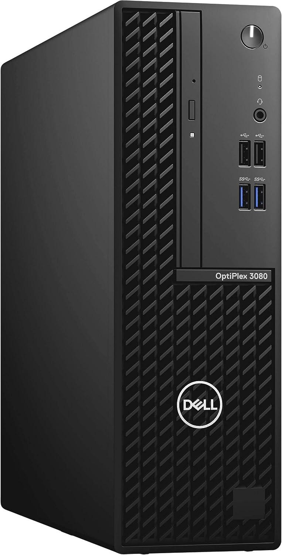 Dell OptiPlex 3080 Business Desktop Computer, Intel Core i5-10500 Processor up to 4.5GHz, 16GB RAM, 512GB PCIe SSD+1TB HDD, Windows 10 Pro, Small Form Factor
