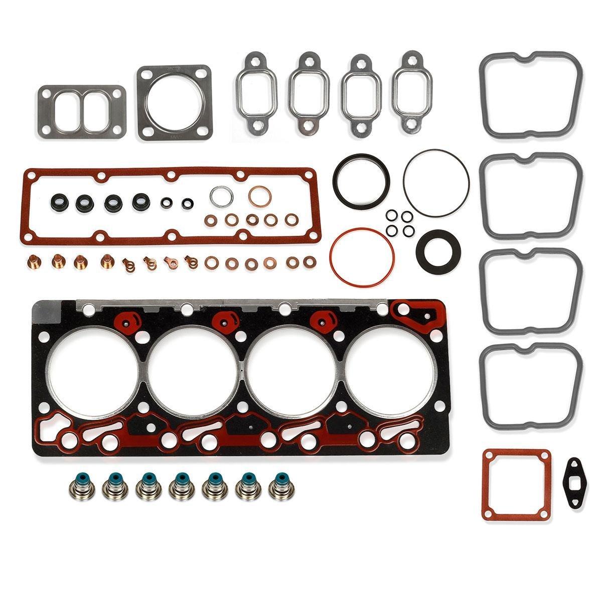 Fits For 89-93 CUMMINS DIESEL 3.9L 4CYL Head Gasket Set 3804896