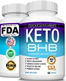 Keto Pills Ketosis Diet BHB Salt - Natural Ketosis Using Ketone & Ketogenic Diet, Support Energy & Focus with Exogenous…