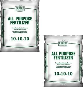 Expert Gardener 10-10-10 All Purpose Fertilizer (2, 40LB)