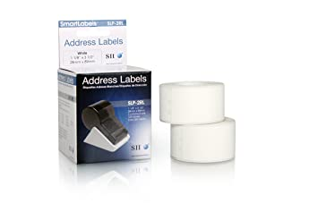 Standard Address Labels for All Slp-130 Roll (SLP-2RL)