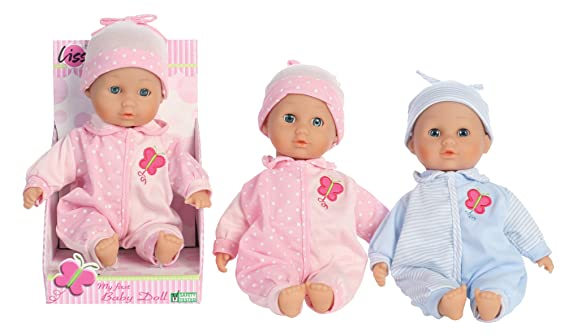 Castle Toy Lissi Baby One Baby Doll, 13