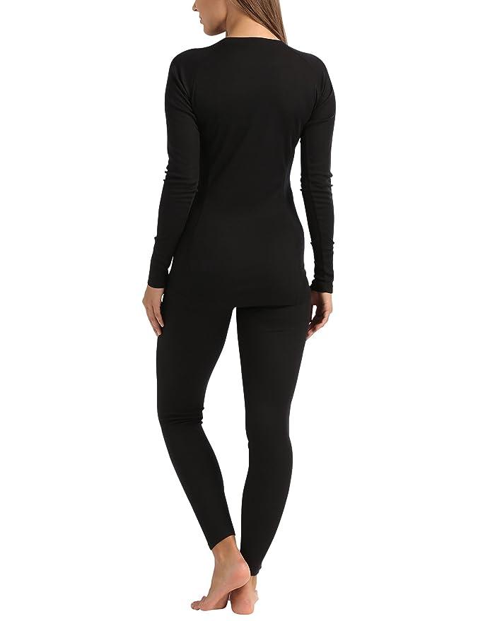 9a8e6c2eb7fa9 Ultrasport 1440-200-XL Ensemble de sous-vêtements Femme, Noir, X-Large:  Amazon.fr: Sports et Loisirs