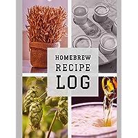 Homebrew Recipe Log: Brew Day Journal
