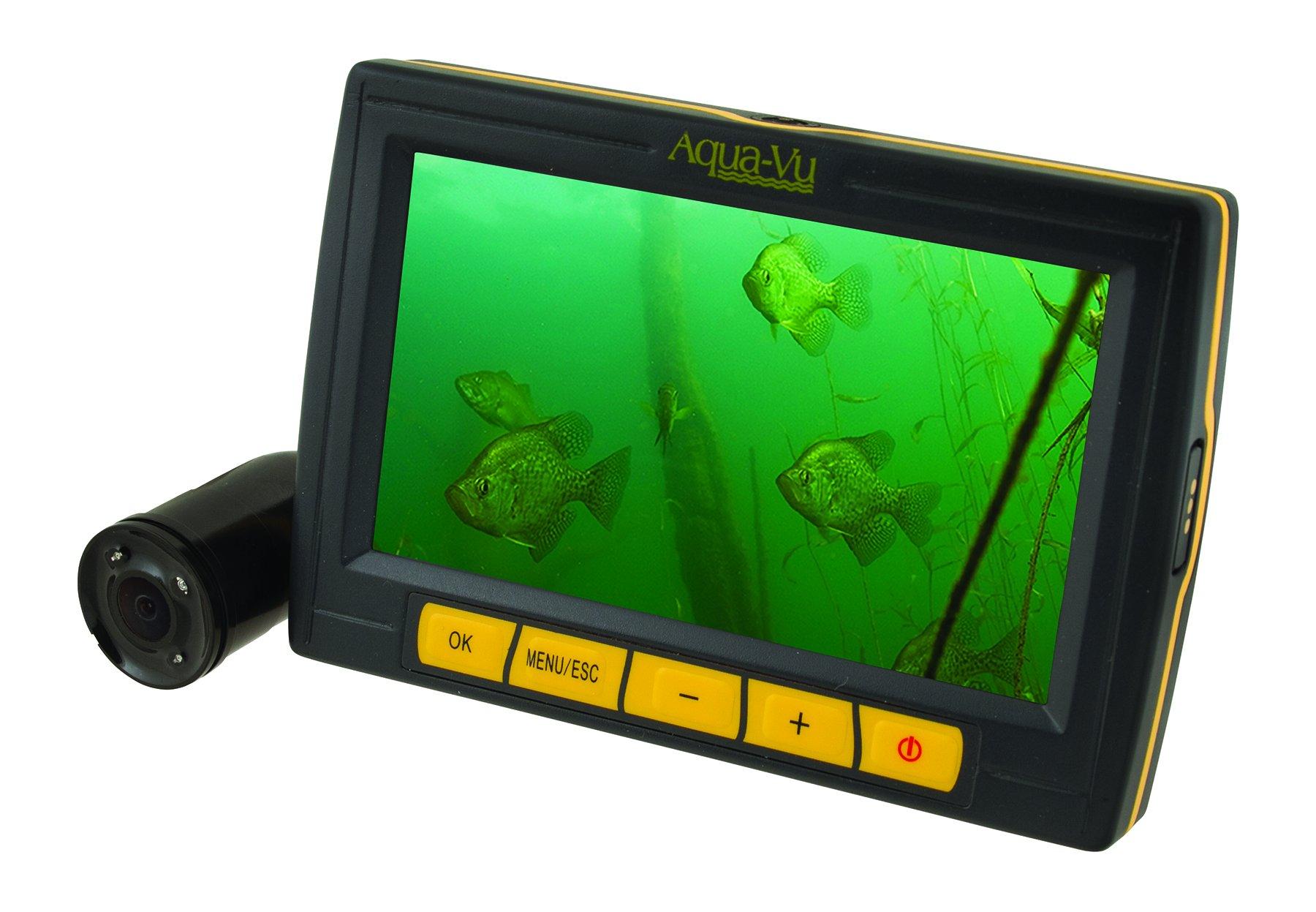 Aqua Vu Micro Stealth 4.3 Underwater Camera Viewing System by Aqua-Vu