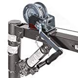 Stark 1/2 Ton Hydraulic Cable Winch Tow Pickup