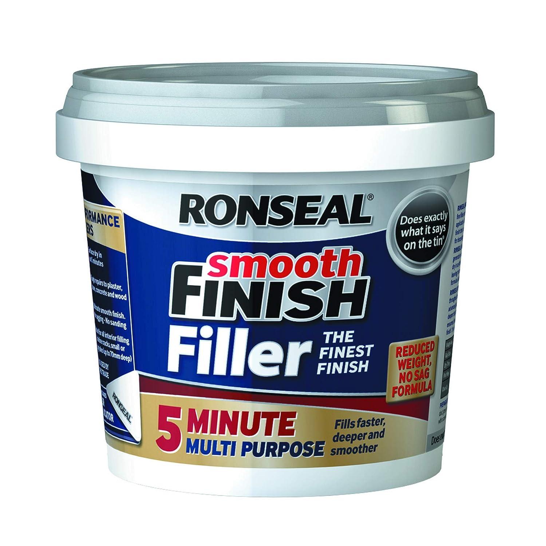 Ronseal Smooth Finish Filler 5 Minute Multi Purpose 290ml 36563