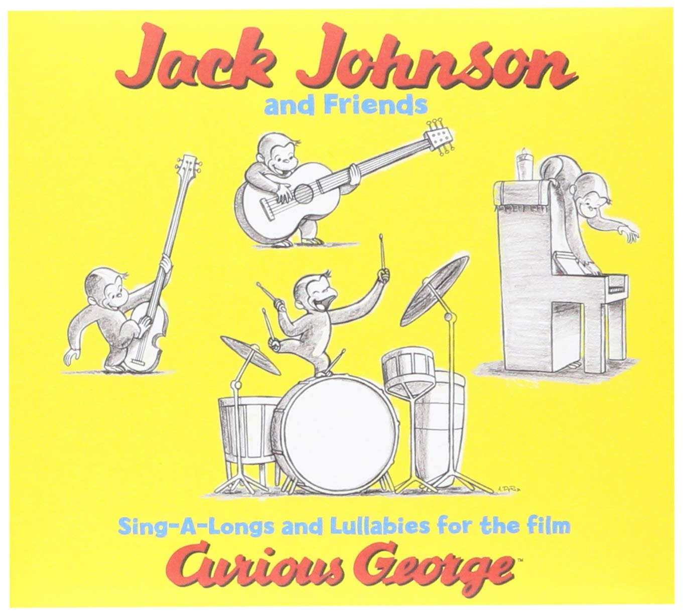 Sing A Longs & Lullabies for the Film Curious George