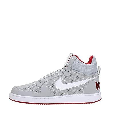 NIKE Herren Court Borough Mid Hohe Sneaker  Amazon.de  Schuhe ... 5593e0956e