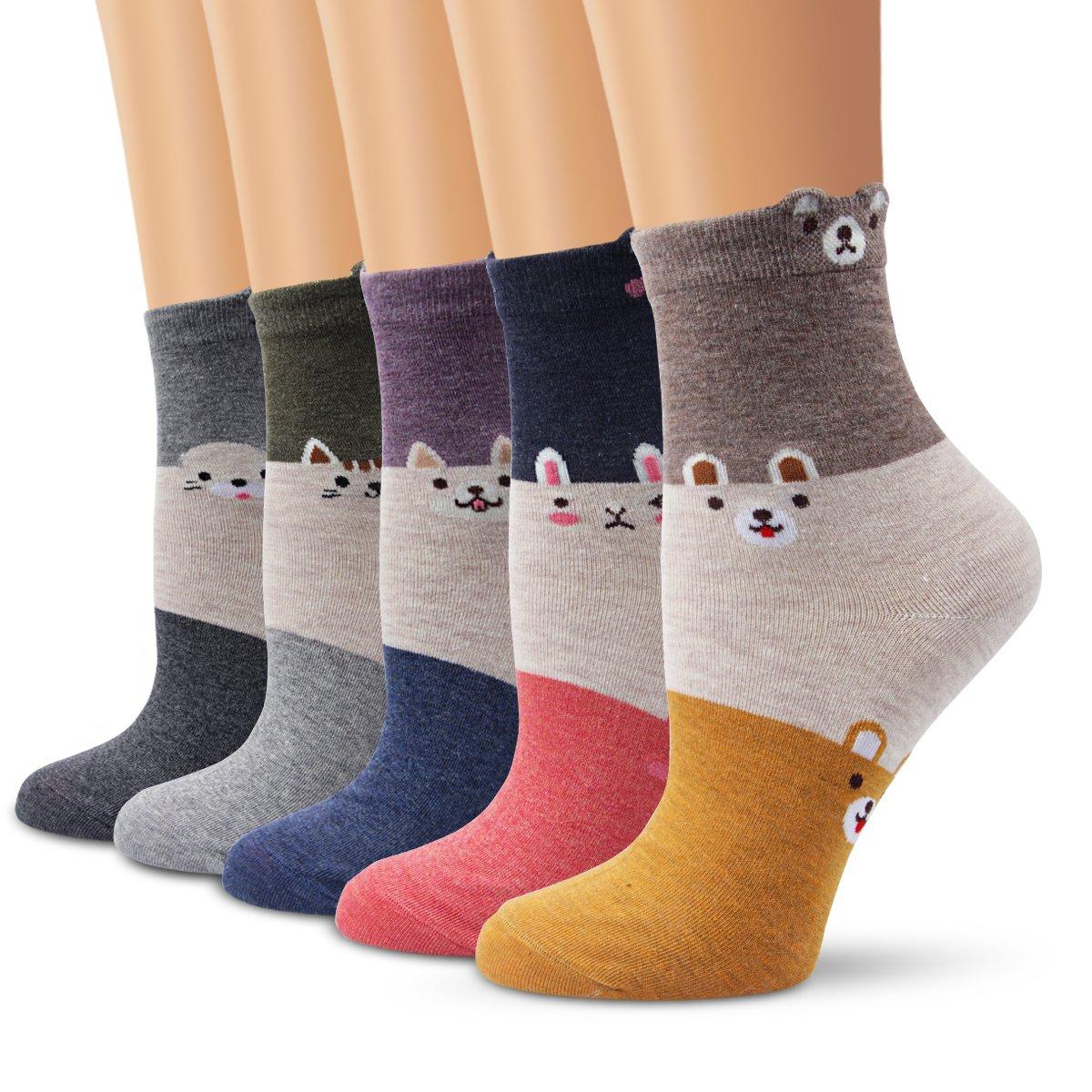 Ambielly Cotton Socks Thermal Socks Adult Unisex Socks SD-T00706