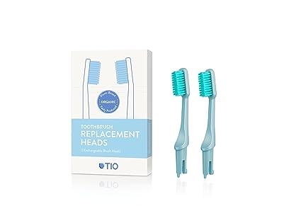 Tio: recambios para cepillo de dientes Medium