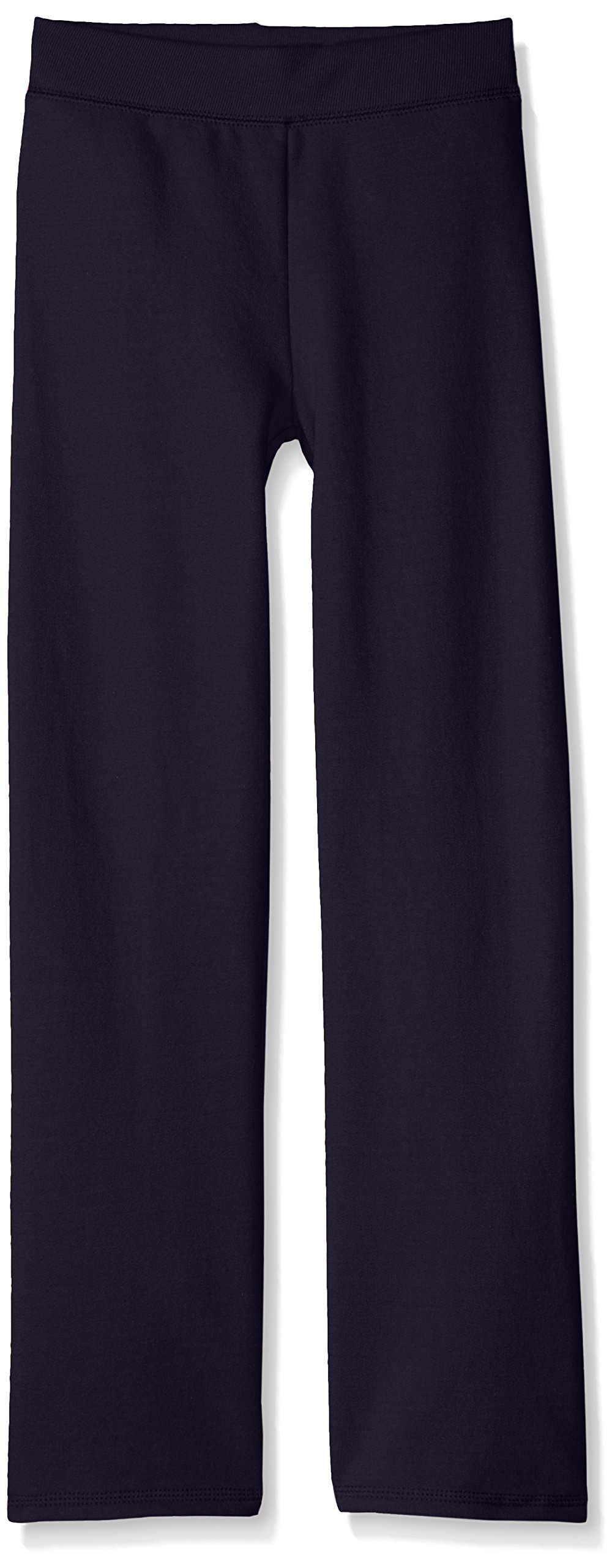 Hanes ComfortSoft EcoSmart Girls' Open Bottom Leg Sweatpants