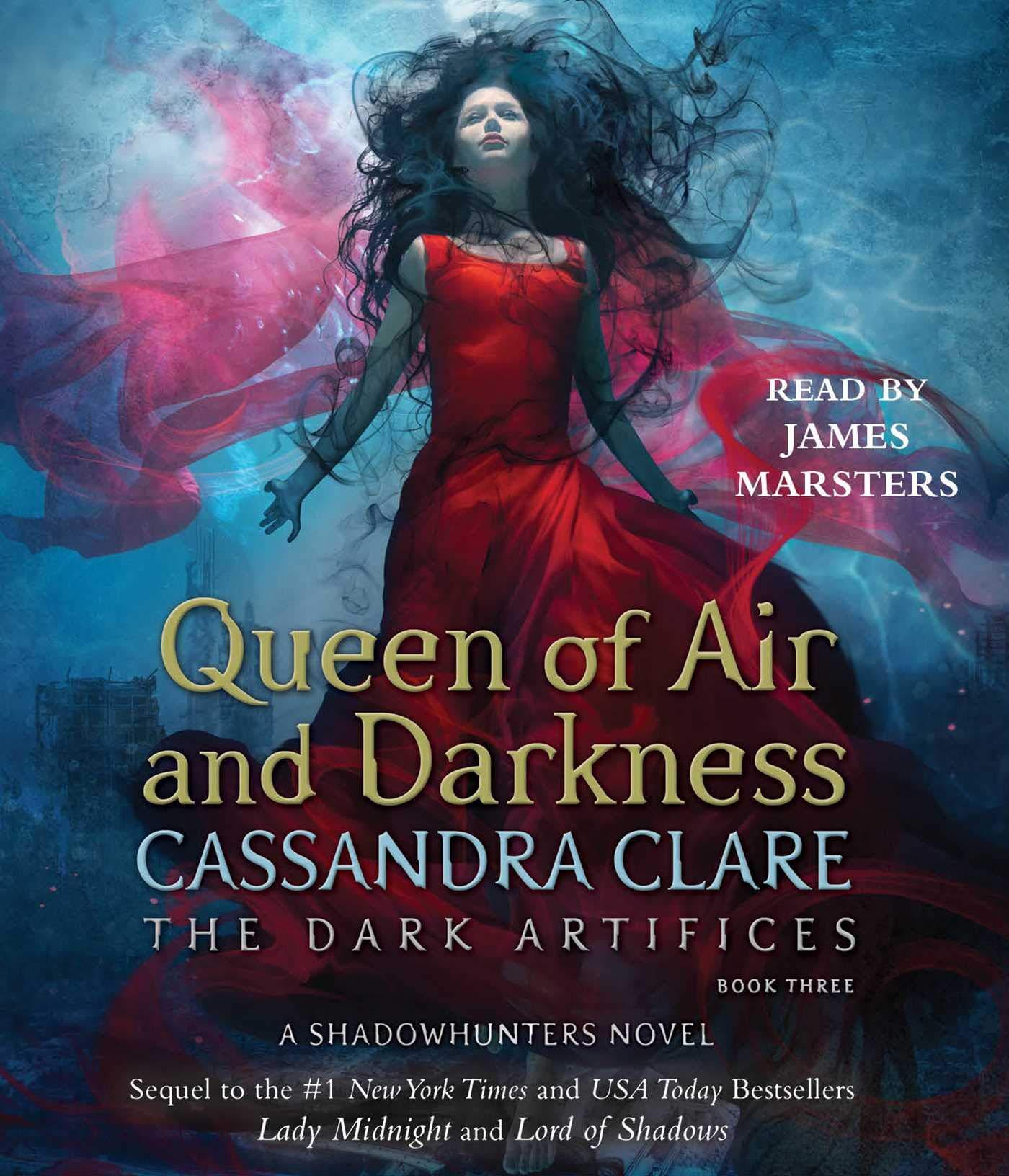 Queen of Air and Darkness (Dark Artifices): Amazon.es: Cassandra Clare,  James Marsters: Libros en idiomas extranjeros