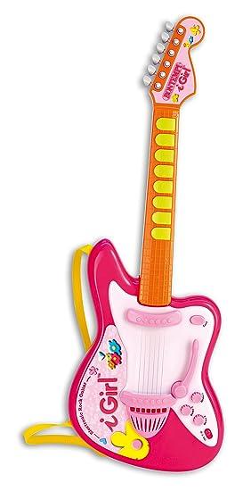 Bontempi- Guitarra Rock electrónica con Mando