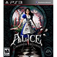 Alice: Madness Returns - PlayStation 3 Standard Edition