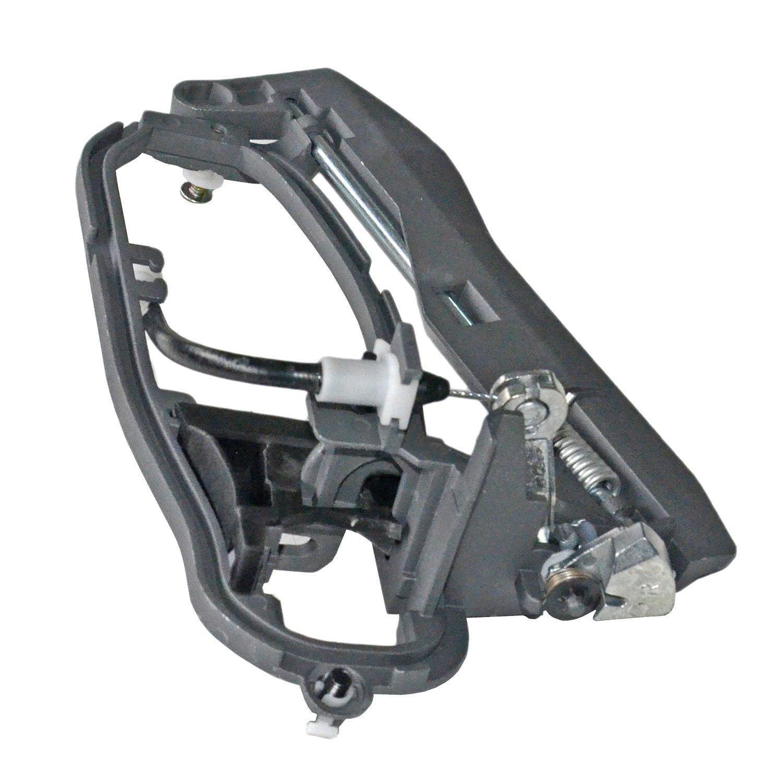 Porta Maniglia Posteriore Destra 51228243636 Auto parts-GLD