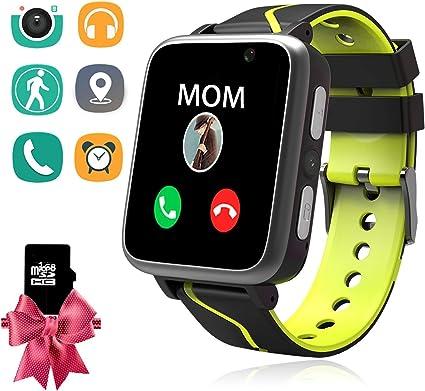 Amazon.com: PalmTalkHome - Reloj de pulsera para niños con ...