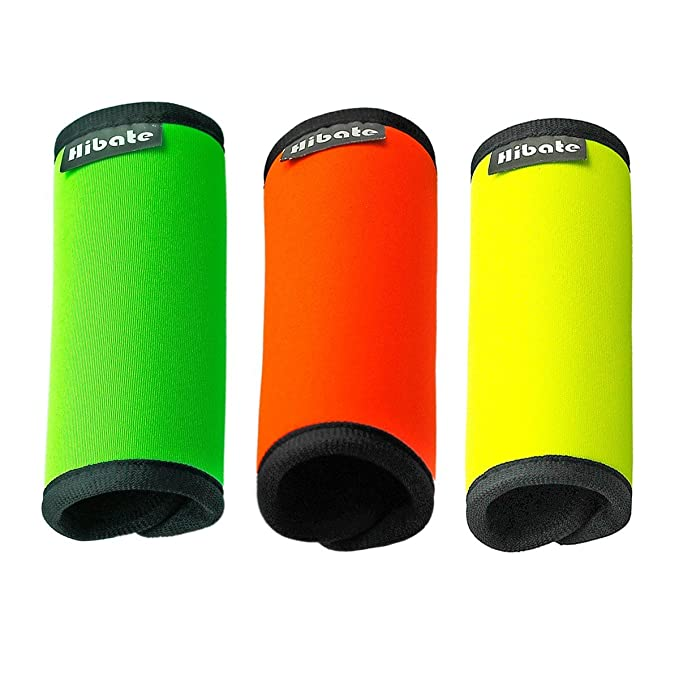 Amazon.com: Hibate Comfort - Asa de neopreno para equipaje ...
