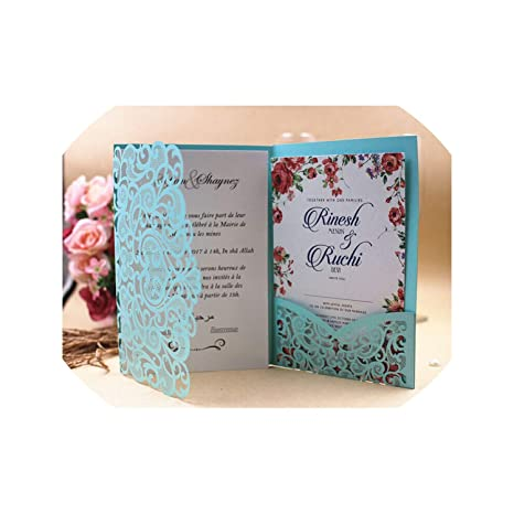 Amazon Com Laser Cut Envelopes For Invitations Wedding
