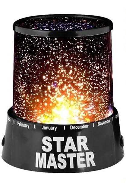 Buy Samplus Romantic Led Cosmos Star Master Sky Starry Night