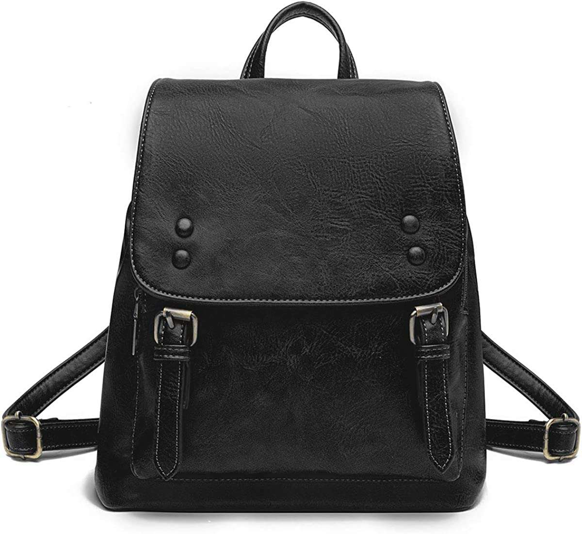 Small Leather Backpack...