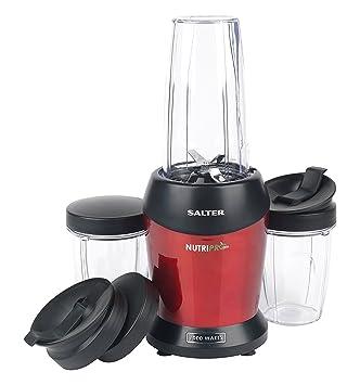 Salter Mix & Go Batidora, 25000 rpm BPA Free, 3 accesorios incluidos, ...
