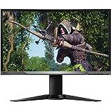 Lenovo Y27g 68,58 cm (27 Zoll Full HD matt) Curved Monitor (HDMI, DisplayPort, 4ms Reaktionszeit, G-Sync) schwarz