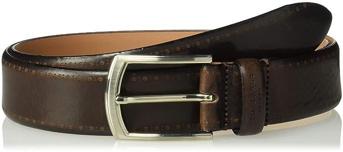 5f23a4f8ee12e Ted Baker Men s Lillies Textured Belt