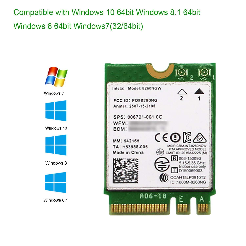wireless network adapter windows 7 64 bit