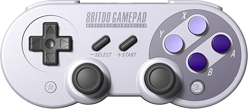 8bitdo Sn30 Pro Wireless Bluetooth Controller Gamepad Dual Classic Joystick For Windows Mac Os Android Linux Raspberry Pi Steam Etc Compatible With Nintendo Switch Amazon Ca Home Kitchen