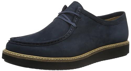 Clarks Glick Bayview, Chaussures Richelieu à Lacets Femme