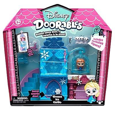 Disney Doorables Multi Stack Playset - Frozen: Toys & Games [5Bkhe0701985]