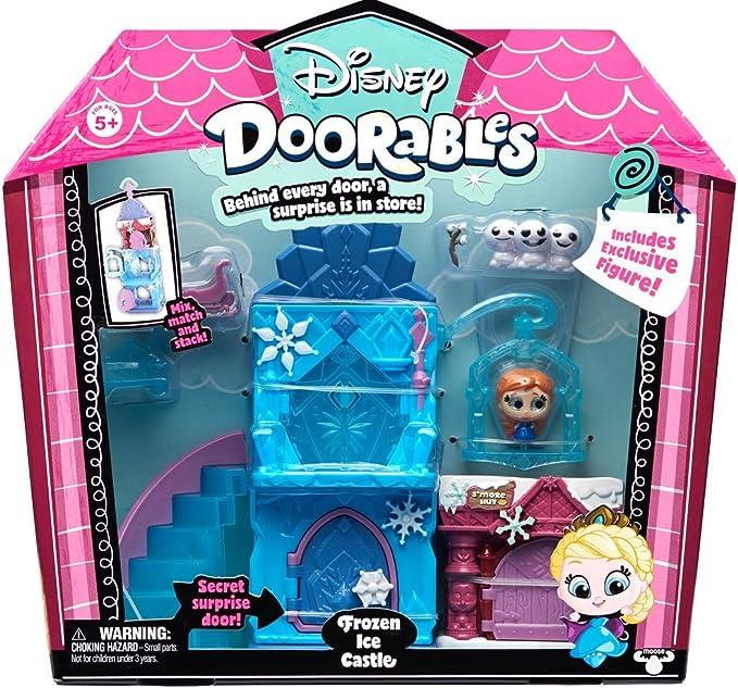 Multi Disney Doorables 69404/Deluxe Playset