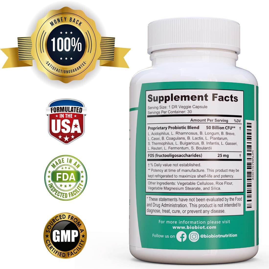 Amazon.com: Probiotic Plus Max Strength – Ultimate Care ...