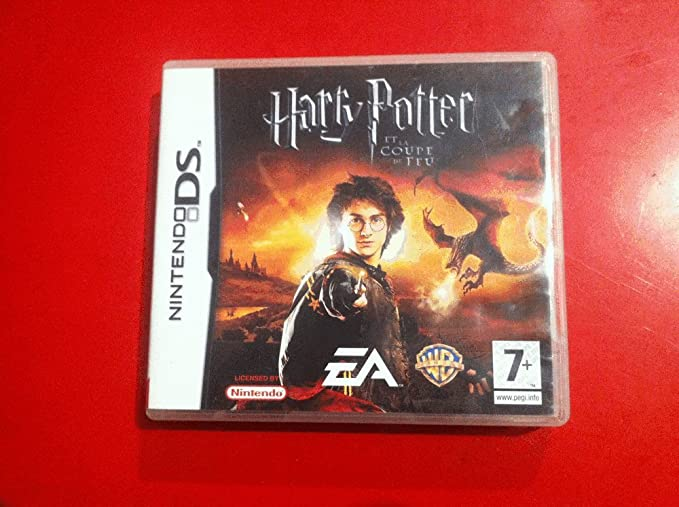 Harry Potter 4 : Harry Potter et la Coupe de feu [Nintendo DS ...