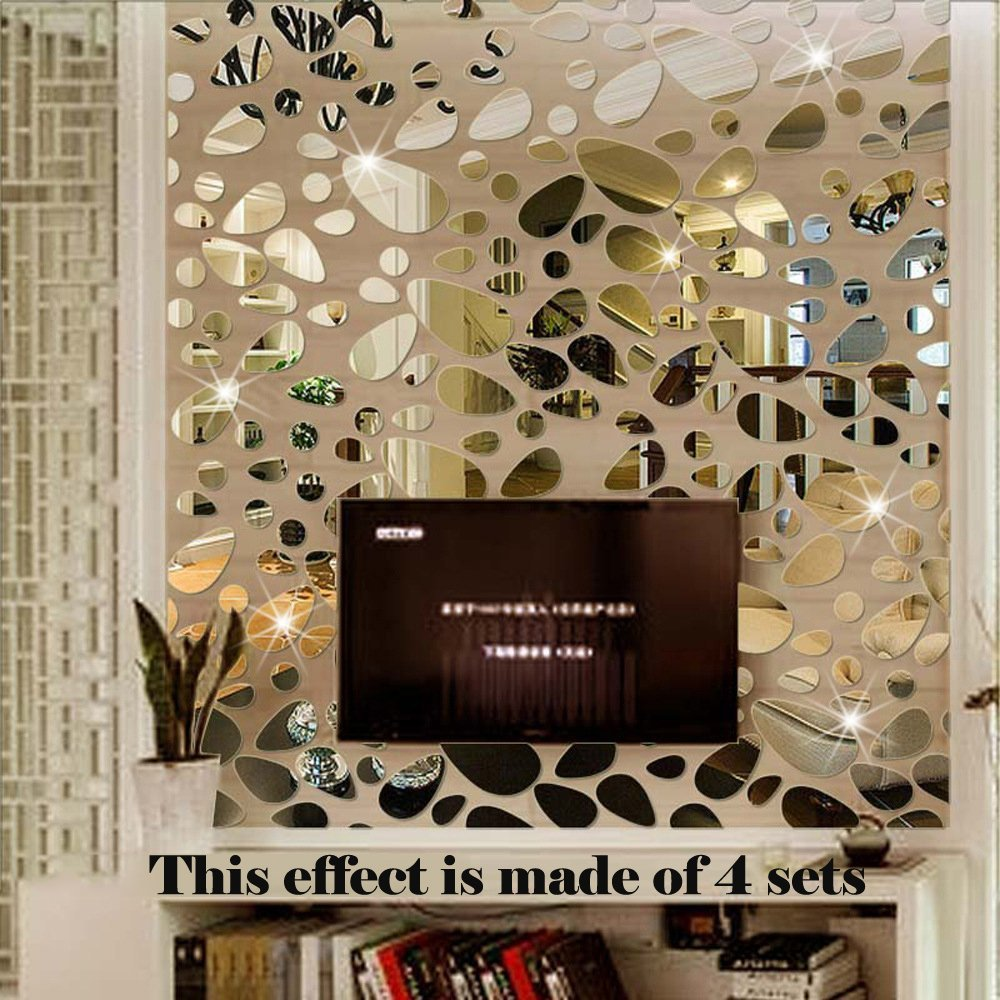 Mirror Decals That Make Getting Ready In the Morning MoreFun