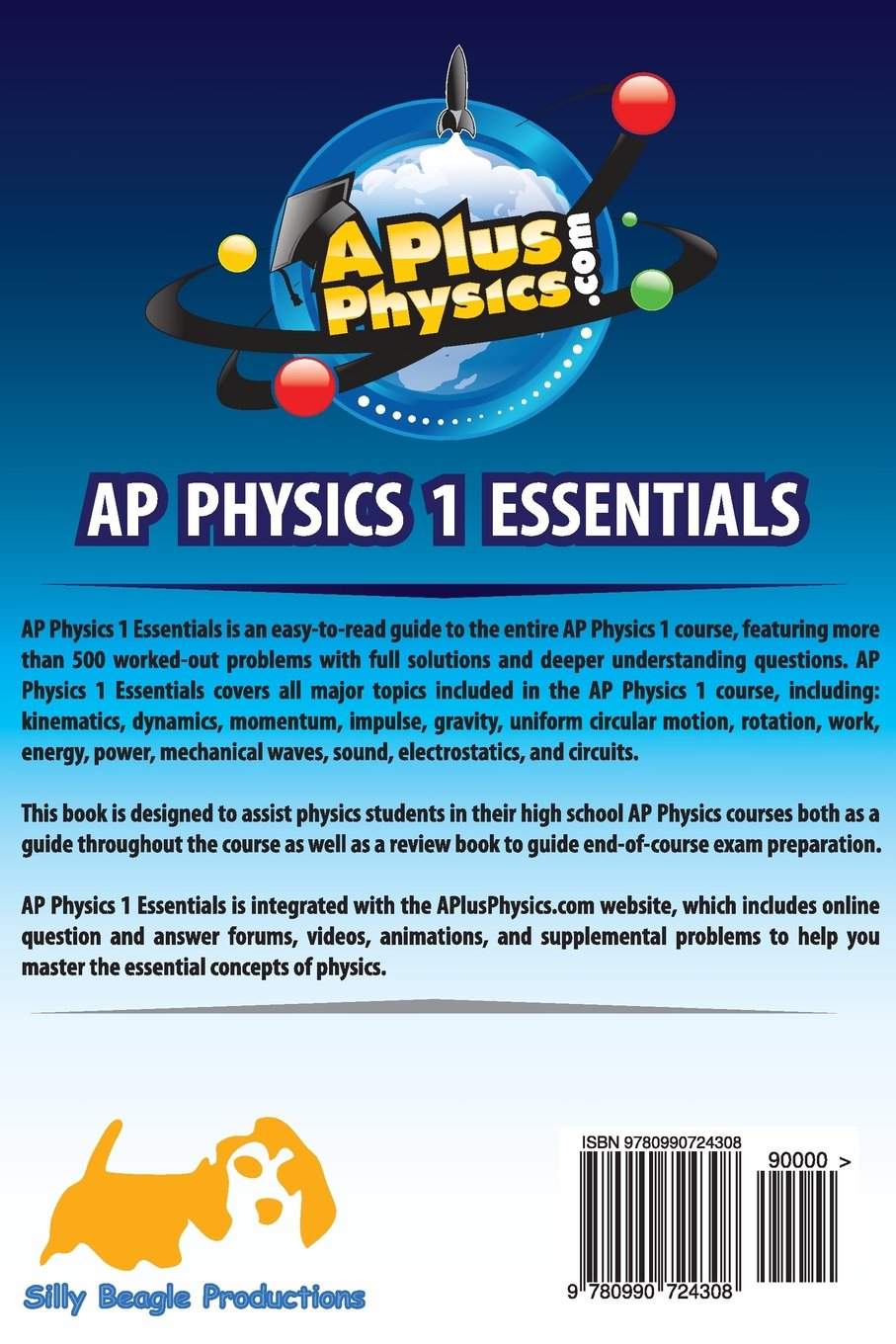 ap physics essentials an aplusphysics guide dan fullerton ap physics 1 essentials an aplusphysics guide dan fullerton 9780990724308 books ca