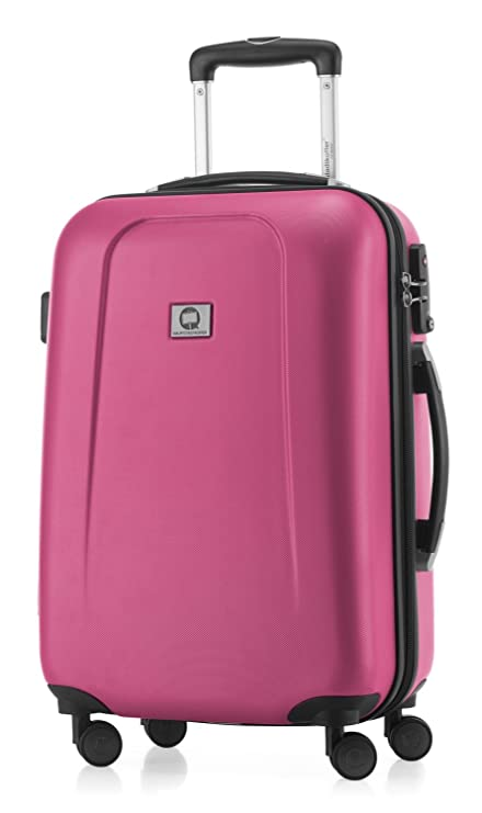 HAUPTSTADTKOFFER Spree Luggage Suitcase Hardside Spinner Trolley Expandable 24/¡/° TSA Purple